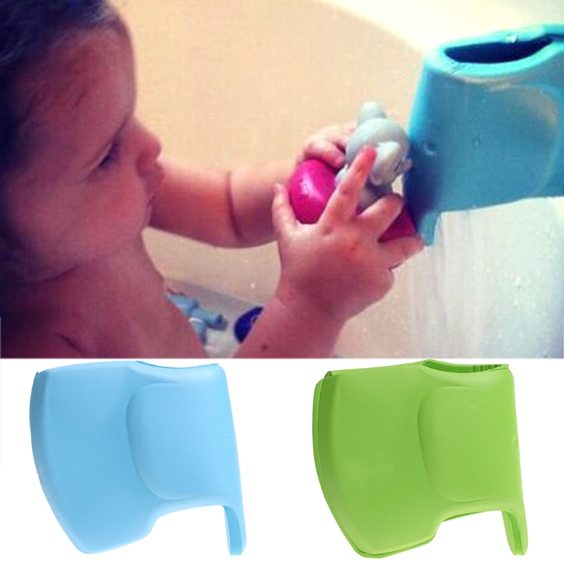 Kids Safety Water Faucet Protector Cover Baby Care Bath Tap Tub Guard Protection