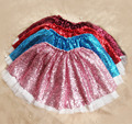 2016 Baby Girls Tulle Lace Skirts Kids Girl  Summer  Style Sequined Skirt Girl TuTu Princess Skirt Babies Clothes