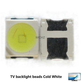 500pcs Biggest Discount LED Backlight 1210 3528 2835 3V 1W 92l LM Cool white For LG Innotek LCD Backlight LED TV Application