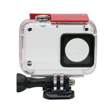 Pour Xiaomi Yi 2 4 K Case Boîtier Étanche Sous-Marin De Protection Cas Pour Xiaomi Yi 2 4 K caméra Shell Caméra accessoires