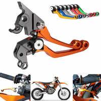 CNC Pivot Dirt bike Bremse Kupplung Hebel Für KTM 65SX 125 EXC 125SX 200EXC 250EXC 400EXC-R 400XC-W 450EXC 450X-SX 505SX-F 525EXC