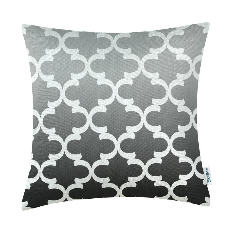 Kvadrat CaliTime Yastığı Örtük Yastıqları Shell Ev Divan - Ev tekstil - Fotoqrafiya 2