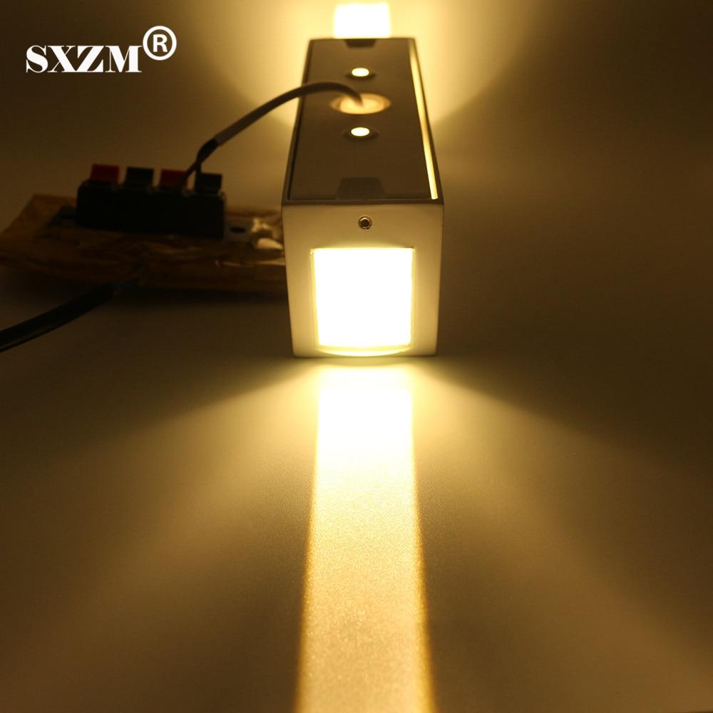 Led Wall Light Ip65: SXZM 6W IP65 Waterproof Led Wall Light AC220V Outdoor Lamp