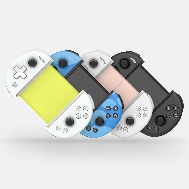 Bluetooth 4.0 IOS/Android Bluetooth manette de jeu avec câble USB pour Smartphone jeu