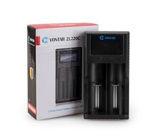Image 4 - VONTAR Smart LCD USB Battery Charger Smart  for 26650 18650 18500 18350 17670 16340 14500 10440 lithium battery 3.7V