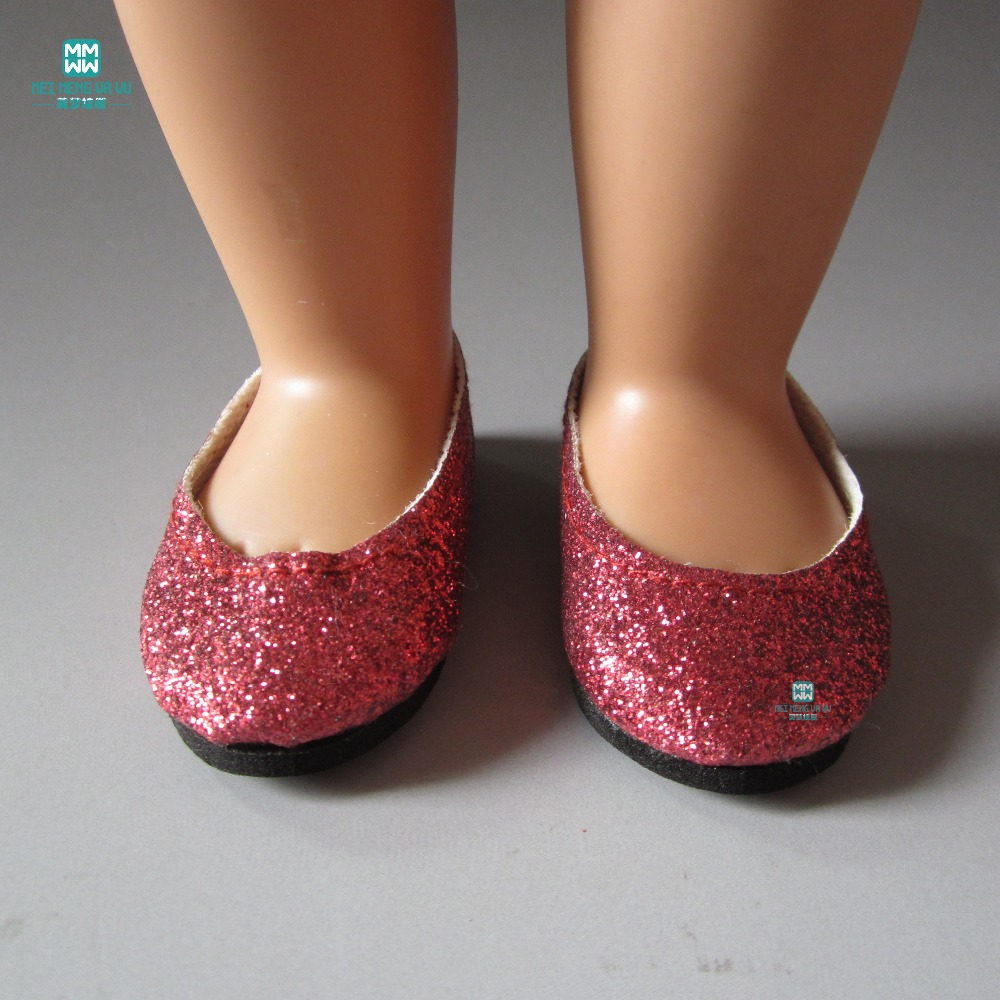 7.5cm MIMI Shoes Doll Accessories para 18 inches 45cm American Girl & - Muñecas y peluches - foto 4