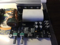 SSTC Integrated Drive Board Finished Solid State Tesla Coil Of The First TC