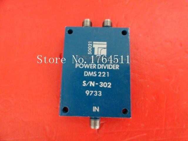 [BELLA] TRM DMS221 2-18GHz RF Coaxial Power Divider SMA A Two
