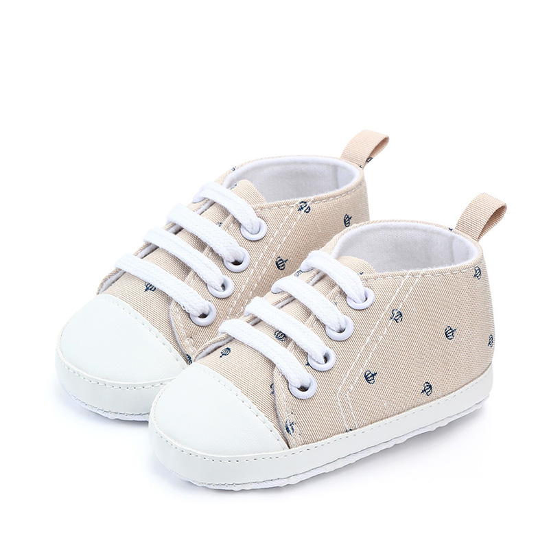 Newborn Baby Casual Shoe Boys Cotton Soft Sole Baby Girl Shoes Toddler Infant Canvas Shoes Baby Moccasins First Walkers