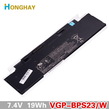 Unique VGP-BPS23/W Laptop computer Battery for SONY VAIO VPCP115JC VPCP115KG VPCP116KG VPCP118JC VPCP119JC VGP-BPL23 VGP-BPS23 BPL23