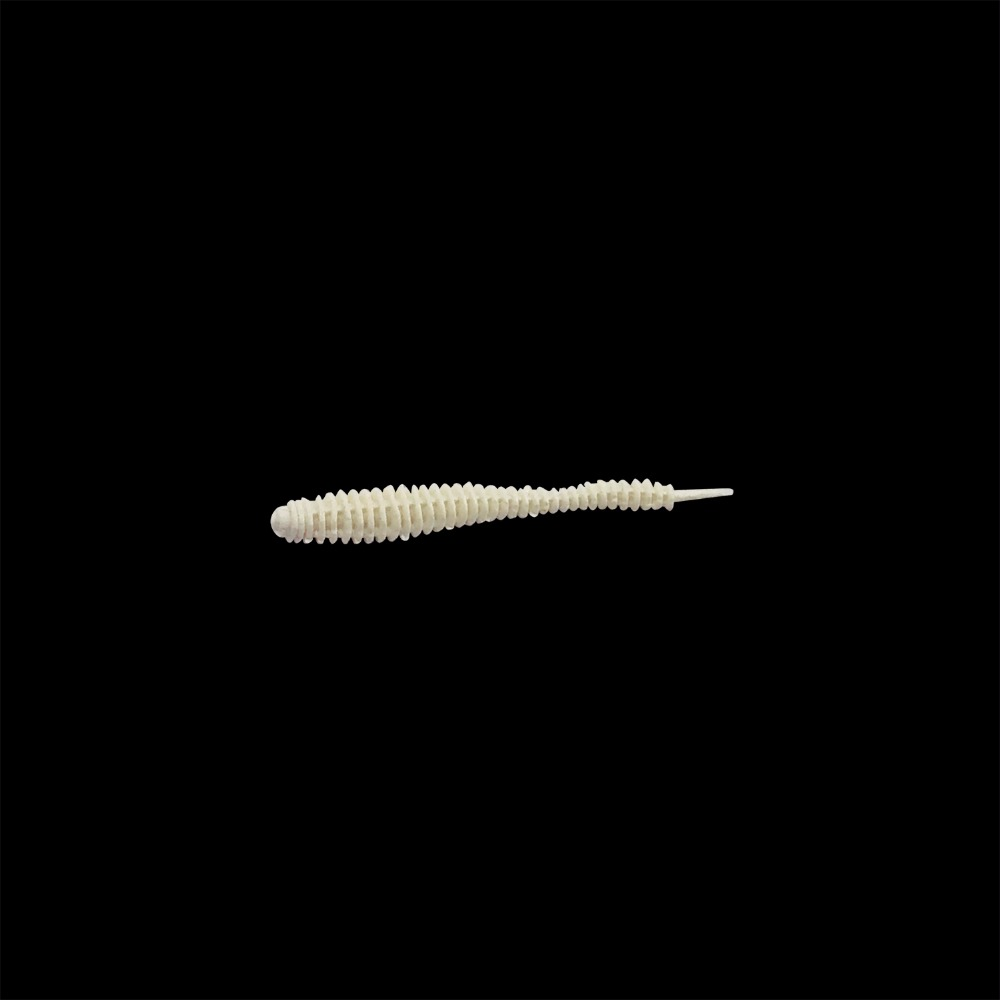 Купить с кэшбэком Artificial 10pcs 5cm 0.3g Pesca Fishing Bait Japan Worm Swimbait Jig Head Soft Lures Shad Fly Fishing Silicon Fishing Lure