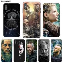 P237 Vikings Black Silicone Case Cover For Apple iPhone 11 Pro XR XS Max X 8 7 6 6S Plus 5 5S SE цены