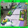 Jogos Infláveis Da Água do lago Para Adultos/Qinda Parque Inflável Da Água Fabricante