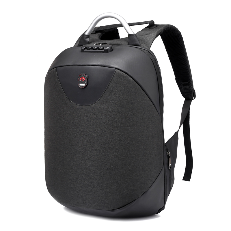 2019 new fashion 15.6 inch Laptop backpack men Waterproof Backpack Casual  Travel Business USB Back pack 91cf5f05a365d