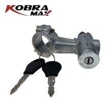 KobraMax Interruptor de arranque de encendido, 48700 01A10, compatible con Datsun 720, accesorios para coche