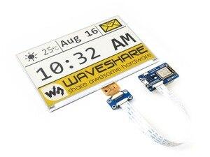 Image 4 - Waveshare panneau conducteur pour papier électronique universel, sans fil, compatible avec divers panneaux bruts pour e paper, modèle ESP8266