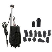 12V Universal Car Auto AM FM Radio Electric Power Automatic Antenna Aerial Kit