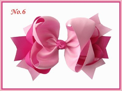 Ручная настройка 12 шт. стиль хороший костюм для девочки бутик 8 дюймов кольцо аксессуары для волос банты клип