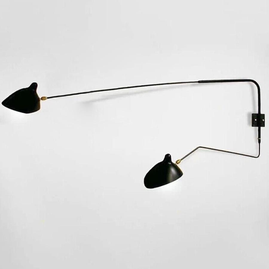 buy serge mouille designer wall lamp. Black Bedroom Furniture Sets. Home Design Ideas