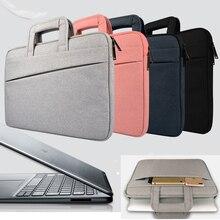 Чехол для ноутбука Macbook Xiaomi Dell Asus lenovo hp acer 11 12 13 14 15,4 15,6 дюймов Сумка для ноутбука 13,3 Surface pro 3 4 5