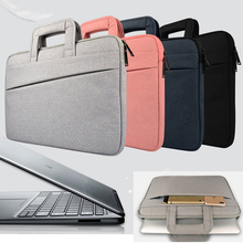 Laptop Case for Macbook Xiaomi Dell Asus Lenovo HP Acer 11 12 13 14 15.4 15.6 inch Notebook Bag Sleeve 13.3 Surface pro 3 4 5 top nylon laptop sleeve shoulder bag case for xiaomi asus dell hp acer lenovo macbook air pro 11 12 13 14 15 4 15 6 surface pro