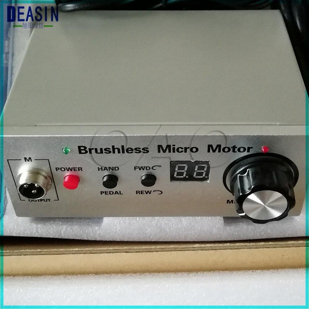 50,000 RPM Brushless Dental Micromotor Controller just only the Controller50,000 RPM Brushless Dental Micromotor Controller just only the Controller