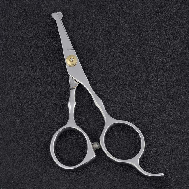 Stainless Steel Safety Pet Grooming Scissors