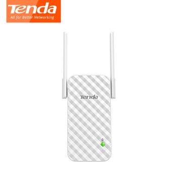 Tenda a9 300mbps wireless wifi repeater wireless router wifi range extender expander booster wifi signal amplifier.jpg 350x350