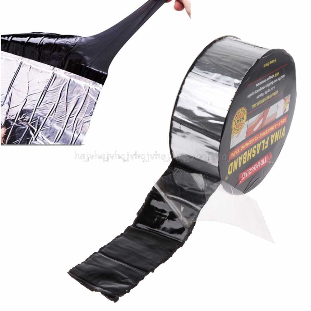 Detail Feedback Questions about Aluminum Foil Butyl Rubber Tape