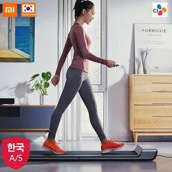 Oryginalny Xiaomi Mijia inteligentny WalkingPad składane antypoślizgowe sportowe na bieżni pojazd kroczący siłownia Electricl sprzęt Fitness 1