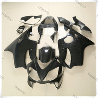 Motorcycle ABS Black Unpainted Fairing Body Work Cowling For H O N D A CBR600F CBR