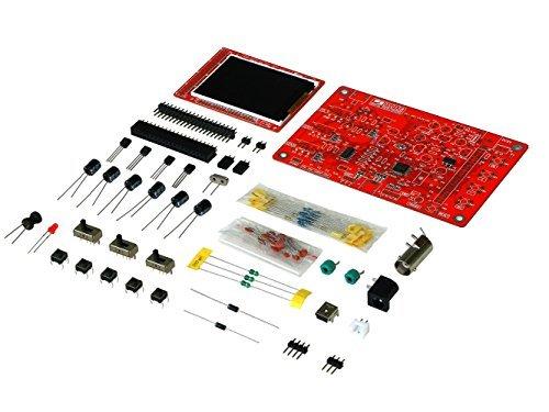 Eleduino DSO138 Digital Oscilloscope DIY Kit With 2.4 TFT Lcd dso138 2 4 tft выводы для пайки карманный размер цифровой осциллограф kit с зарядным устройством