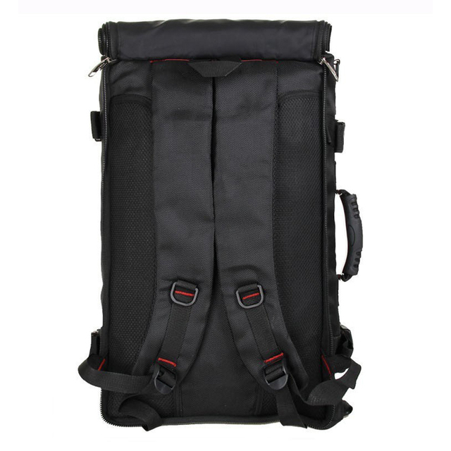 MAGIC UNION Men's Travel Bags Fashion Men Backpacks Men's Multi-purpose Travel Backpack Multifunction Shoulder Bag 3