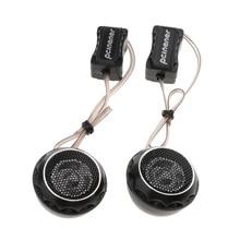 완벽한 사운드 2 조각 자동차 오디오 스테레오 스피커 경적 서브 우퍼 오디오로 쉽게 고정 esterstereo Stereo president