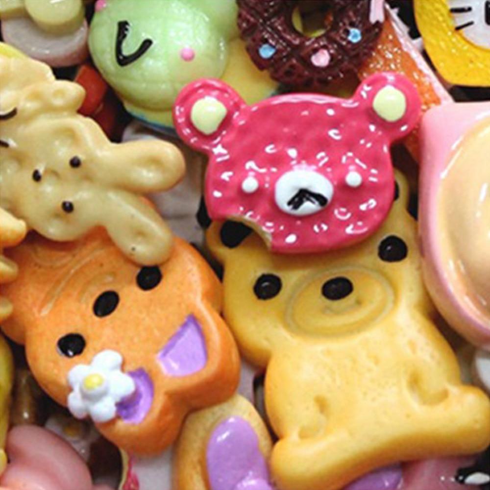 10Pcs Cheeses Miniature Food Models Dollhouse Accessories T Al
