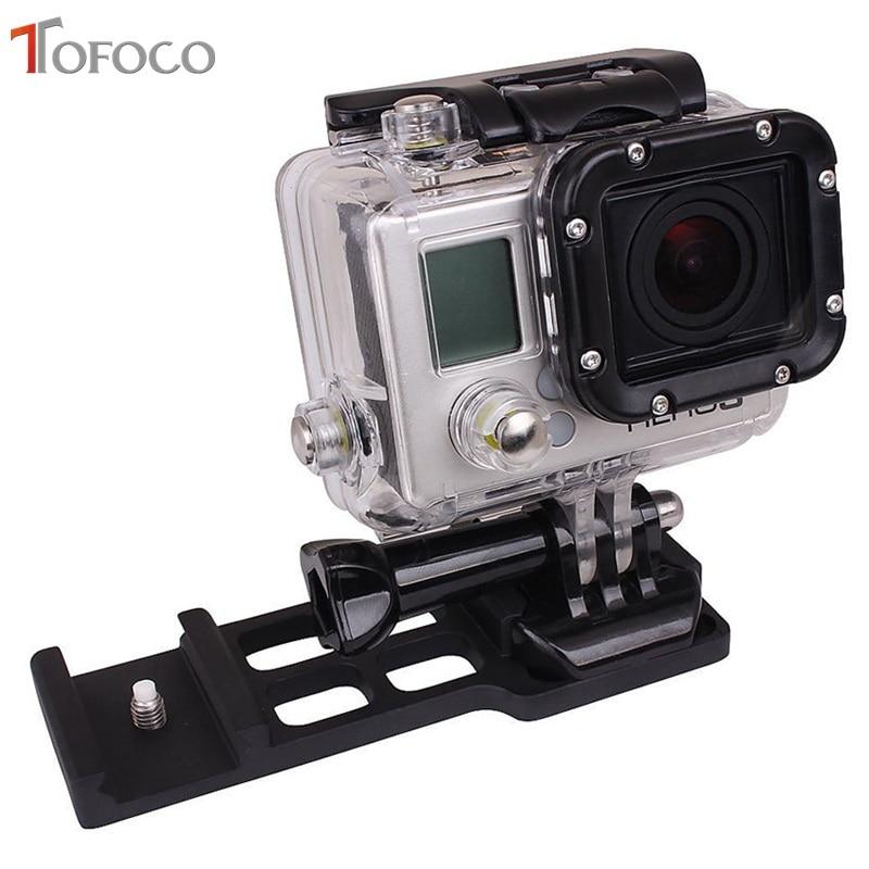 TOFOCO GOPRO lisatarvikutele Alumiiniumkarp Ühendatud kaamera - Kaamera ja foto - Foto 6