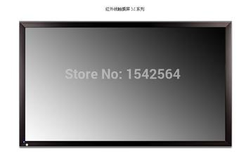 32 inch IR Multitouch touch frame touch screen for LCD monitor and LCD touch table supporting 6 points touch фото
