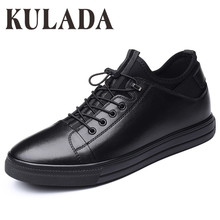 Hot Sale Newest Men's Shoes Casual Spring&Summer Leather