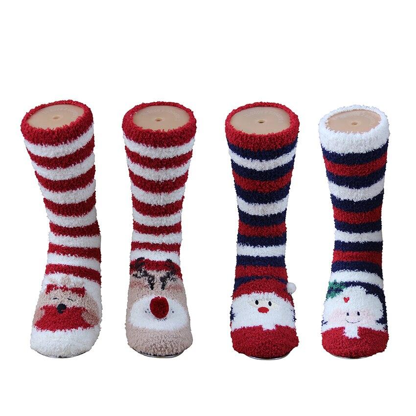 2017 fall winter fashion socks soft warm indoor