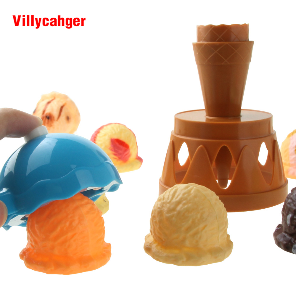 1 Satz Kinder Eis Stapeln Küche Pretend Spielen Pädagogische ...