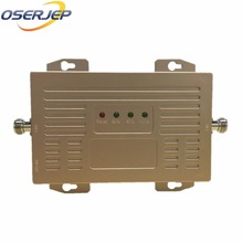 2017 New 3g repeater 2100 MHz ALC 75dB 3G UMTS 2100MHz high power 1W WCDMA Signal Booster Mobile phone Repeater amplifier
