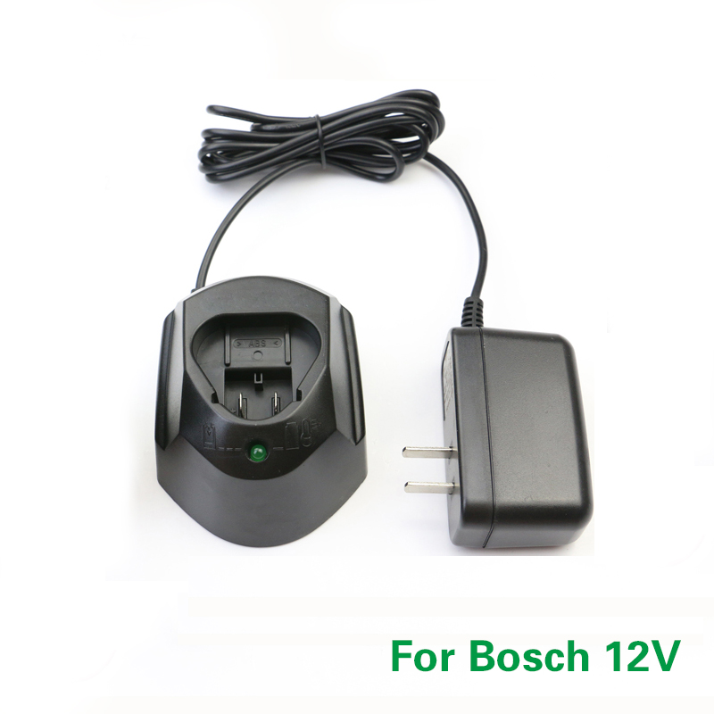 New Replacement Power Tool Battery speediness Chargers for Bosch 12V Li-ion Lithium battery, High quality! new replacement power tool battery chargers for bosch 14 4v 18v li ion lithium battery high quality