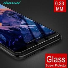 Закаленное стекло для Xiaomi Mi A2 Lite NILLKIN Amazing H противовзрывное закаленное стекло для защиты экрана для redmi 6 pro