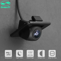 GreenYi HD 170 Degree 1080P Fisheye Sony/MCCD Lens Starlight Night Vision Car Reverse Rear View Camera For Kia K3