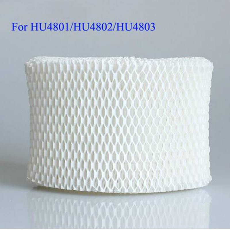 10pcs/lot Replacement Humidifier Filter For Air Humidifier HU4801/HU4802/HU4803 Filter Parts Air Purifier Parts 3pcs lot ac4141 ac4143 ac4144 filter kit for philips ac4072 ac4074 ac4083 ac4084 ac4085 ac4086 ac4014 acp073 air purifier parts