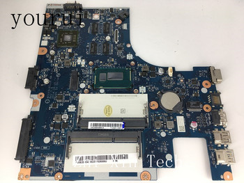 yourui  For Lenovo G40-80 Laptop Motherboard ACLU3/ACLU4 NM-A361 With i7-5500u CPU R5 M330/2GB  Tested work perfect