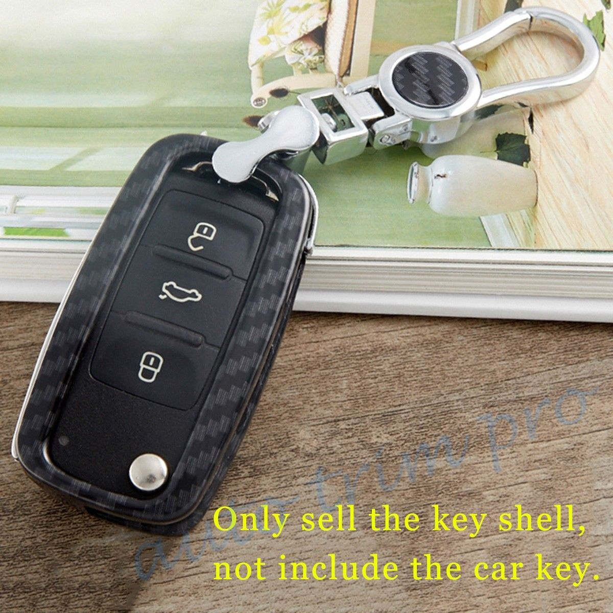 UNIVERSAL SILICONE KEY FOB COVER CASE PAD FOR VW POLO BEETLE PASSAT TIGUAN MK5