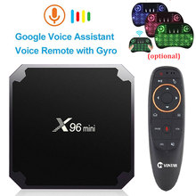 Portable Multilingual Powerful Smart TV Box