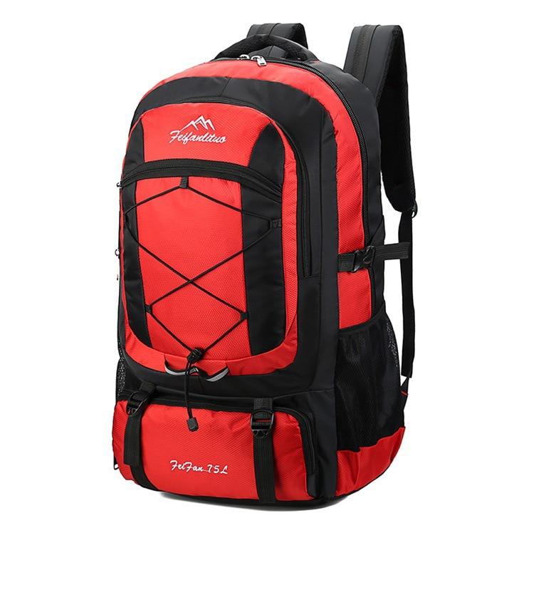 75L travel backpack unisex 42