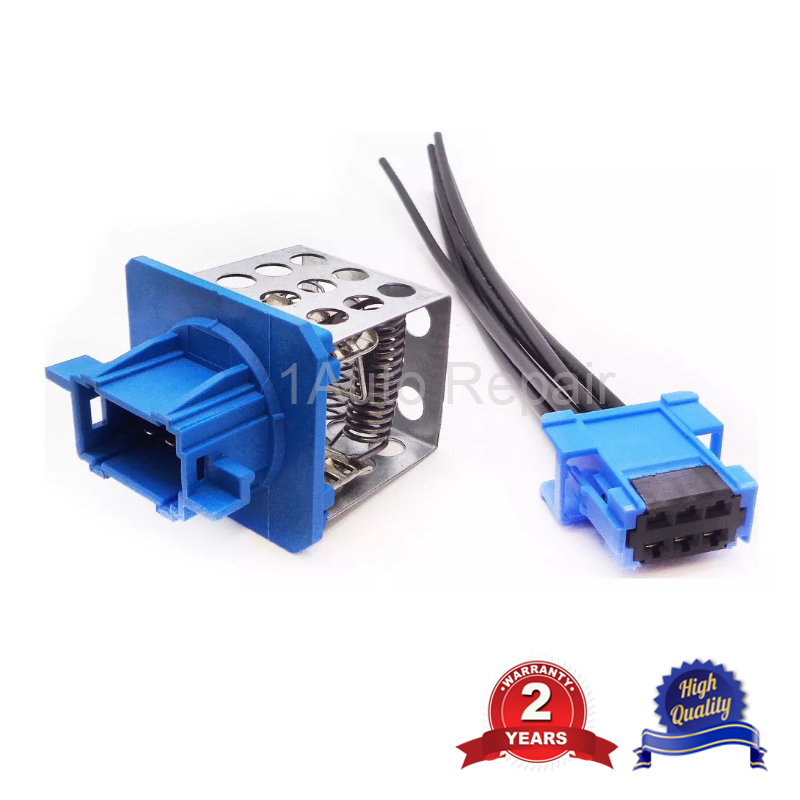 us $13 99 air conditioning blower heater resistor wiring harness connector for citroen c5 peugeot 206 6450ep 9ml351332241 in air conditioning blower motor relay wiring diagram heater blower fan resistor